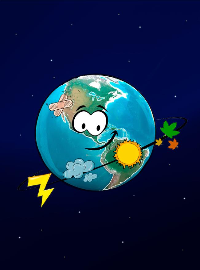 Tierra escenario